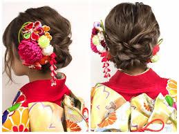 人気の髪形今流行の振袖ヘアアレンジはこれ Ondine Magazine