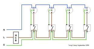house wiring for beginners   diywikisinglecoreandearthlightingcct jpg