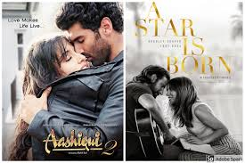 A B Amphitheater Seating Chart A Star Is Born Vs Aashiqui 2 Two Stars Were Born But