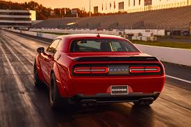 2018 dodge f8 green. simple 2018 the 2018 dodge challenger srt demon is the widest ever and  firstever factoryproduction muscle car with widebody fender flares and dodge f8 green