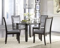 dining chairs contemporary cloth dining chairs awesome chair tufted dining room chairs best brown fabric