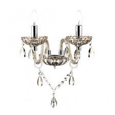 wall chandelier raphael chandelier style twin wall light champagne glass twungke