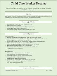 Child Care Resume Examples Child Care Provider Resume Examples Therpgmovie 2