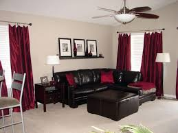 Brown And Red Living Room Ideas Custom Decorating Design