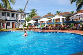 Anand Resorts Santana Beach Resort Candolim India Bookingcom