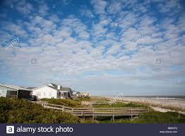 beachfront property south carolina. Brilliant South Beachfront Homes Folly Beach Charleston County South Carolina USA  Stock  Image Intended Property U