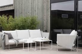 Minimalist Outdoor Design Six Places To Source Minimalist Garden Furniture These