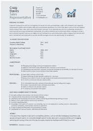 marketing and sales cv sale representative resume sample outstanding sales cv template