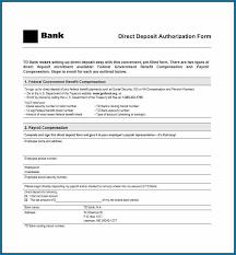 Employee Direct Deposit Authorization Agreement Direct Deposit Authorization Form Us Bank 704