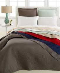 Ralph Lauren Wyatt Quilted Coverlet Collection | Bedroom ... & Charter Club Bedding, Damask Quilted 3-Pc. Coverlet Set, Only at Macy's Adamdwight.com