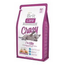 <b>Корм сухой Brit Care</b> Cat Crazy Kitten для котят, беременных и ...