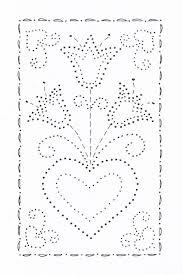 Tin Punch Patterns Unique Tin Punch Patterns P 488 Mini Folk Art No48 48x48 Pierced Tin