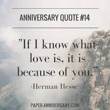 Quotes For Him Delectable 48 Perfect Anniversary Quotes For Him Paper Anniversary By Anna V