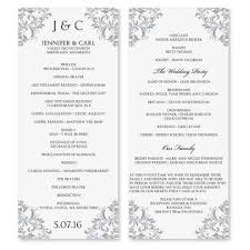 sample wedding program wording best 25 wedding programs wording ideas on pinterest wedding