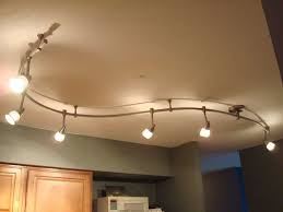 track lighting in living room. Image Of: Recessed Track Lighting Kitchen In Living Room O