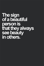 Quotes About Beautiful Person