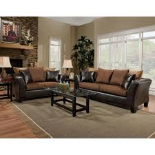 Microfiber Living Room Chairs Flash Furniture Riverstone Victory Lane Cardinal Microfiber Black