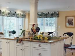 french country kitchen curtains fresh idea to design your kitchen window treatment ideas for