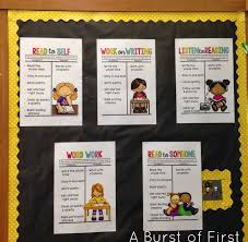 Daily 5 Anchor Charts 2nd Grade Daily 5 Anchor Charts A Burst Of First Daily 5