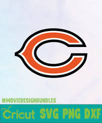 Choose a right bear logo template from designevo's logo maker, then create your professional bear logos in an amazingly easy way. Chicago Bears Svg Png Dxf Chicago Bears Logo Movie Design Bundles