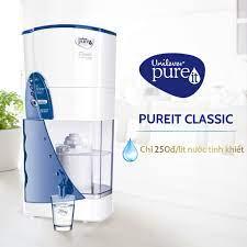 [Mã ELPUREIT3TR giảm 5% đơn 500K] Máy lọc nước Pureit Classic