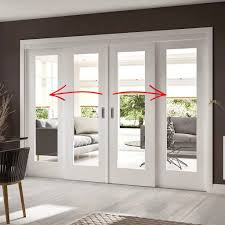 office french doors 5 exterior sliding garage. Easi-Slide OP1 White Shaker 1 Pane Sliding Door System In Four Size Widths With Clear Glass And Track Frame. Office French Doors 5 Exterior Garage E
