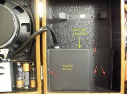 pignose external speaker mod steps pictures