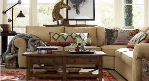 Pottery Barn Living Rooms Best Decorating Design