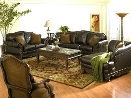 Living Room Ideas Leather Sofa Living Room With Chocolate Brown Sofa