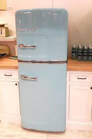 small kitchen refrigerator. Small Kitchen Refrigerator Size New Slim Retro Fridge Big Vintage Style For Smaller Spaces Click