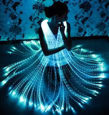 Dresses With Lights Top 17 Led Light Dresses Of 2019 Light Solutions Etere