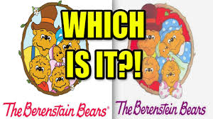 is it the berenstain bears or berenstein bears did curious george really not have a tail wasn t it called in the city and not and the city