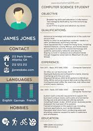 Resume Format For 2015 18 New Resume Format 2015 Zasvobodu
