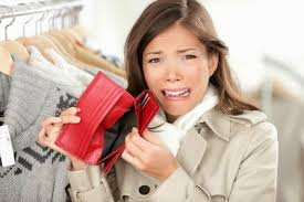 Resultado de imagen para imagenes compras compulsivas