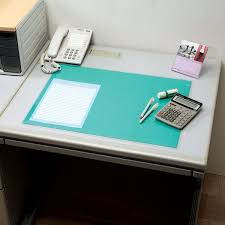 desk mat clear pvc sheet green sheet dm 6045pn