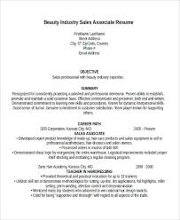 Sales Associate Resume Classy Sales Associate Resume Template 40 Free Word PDF Document