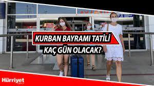 Kurban Bayramı tarihi 2021: Kurban Bayramı tatili kaç gün olacak, bayram ne  zaman başlıyor?... Cumhurbaşkanı Erdoğan'dan önemli tatil açıklaması... -  Son Dakika Haberler