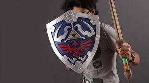 image of legend of zelda props link s shield