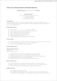 Duties Of Administrative Assistant Inspiration Office Assistant Responsibilities Of Assistant Job Sample Resume