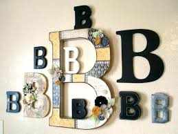 big letters for wall decor b is for buys epiphany crafts initial big letters for wall  on big letter wall art with metal wall art letters cheap metal letters for wall best wall art