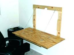 wall mounted fold down table up desks dining wal