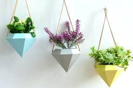 hanging plant pots indoor indoor wall plant pots wall planter plant pots plastic flower pots decorative