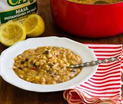en tortilla soup feeling foodish