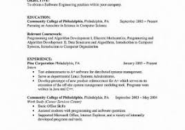 Computer Engineering Resume From 51 Inspirational Mechanical