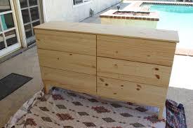 ikea tarva dresser refinished. This Is The Ikea Tarva Dresser Right After Assembly. Refinished