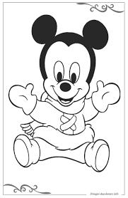 Topolino Disegni Per Bambini Da Colorare Online O Da Stampare