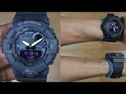 Casio G Shock Size Chart Casio G Shock G Squad Gba 800 1a Step Tracker Unboxing