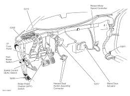 2001 Lincoln Continental Wiring Diagram