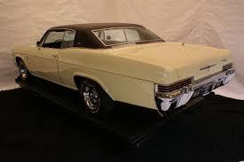 1966 Chevrolet Caprice 396 - Valenti Classics