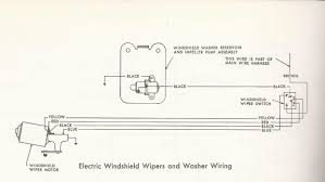 wiper motor won t park the amc forum there s no ground wire shown on this wiring diagram at the wiper switch the brown wire shown as part of the main harness is 12v power